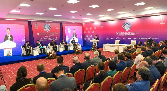 XI INTERNATIONAL BAIKONYR INVEST FORUM HAS PASSED IN KYZYLORDA
